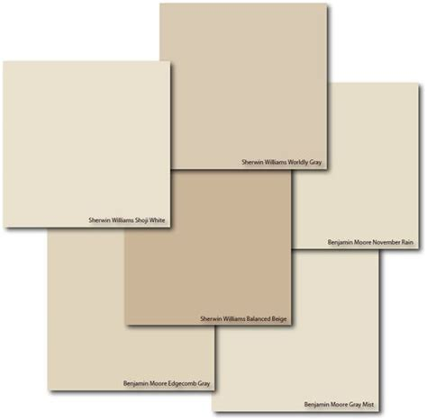 balanced beige greige paint colors and accessible beige on