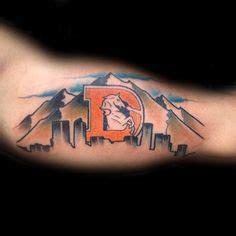 primitive soul tattoo colorado bronco fan primitive soul