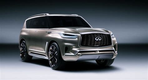 Infiniti Truck 2020 by 2020 Infiniti Qx80 Limited Review Price Towing Capacity