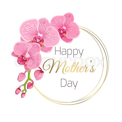 happy s day light up card template happy mothers day floral card template