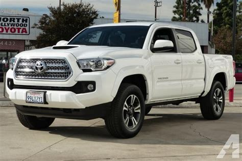 2016 Toyota Tacoma For Sale 2016 Toyota Tacoma 5 0 Ft Sb For Sale 118 Used Cars From