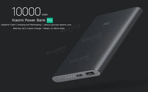 Xiaomi Mi 2 Powerbank 10000mah Fast Charge Original 100 Murah original xiaomi 10000mah both way qc2 0 charge type