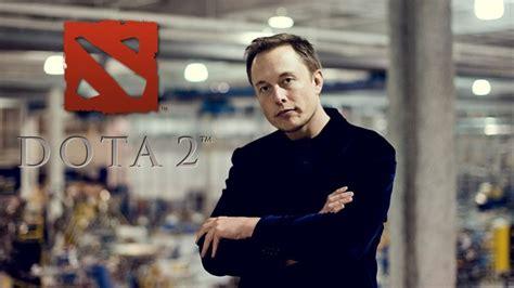 Elon Musk Dota   τεχνητή νοημοσύνη του elon musk διαλύει παγκόσμιους