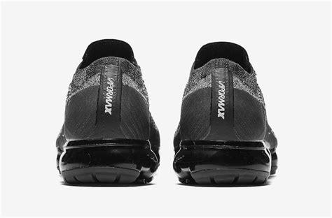 Nike Air Vapormax Flyknit Oreo 2 0 nike air vapormax oreo 2 0 flyknit release details sneakers magazine