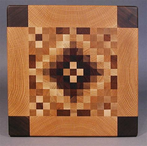 Cutting Board For Quilting by Large Quilt Pattern Endgrain Cutting Boards