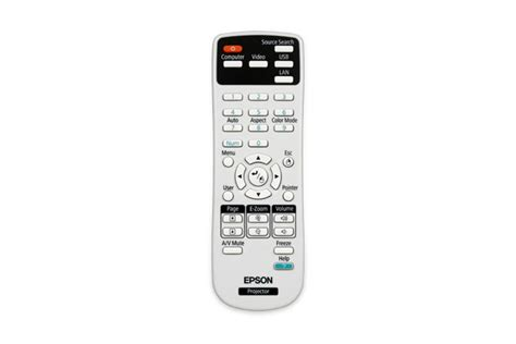 Remote Epson Projector replacement projector remote 1547200 projector