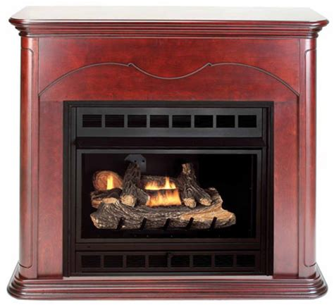 Comfort Glow Vent Free Gas Fireplace by Comfortflame