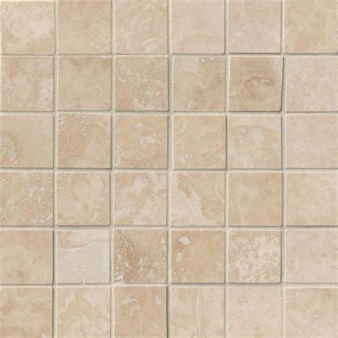 ivory travertine honed filled mesh travertine backsplash tile