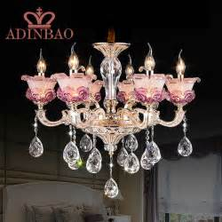 Crystals For Chandeliers Cheap Popular Romantic Chandeliers Buy Cheap Romantic