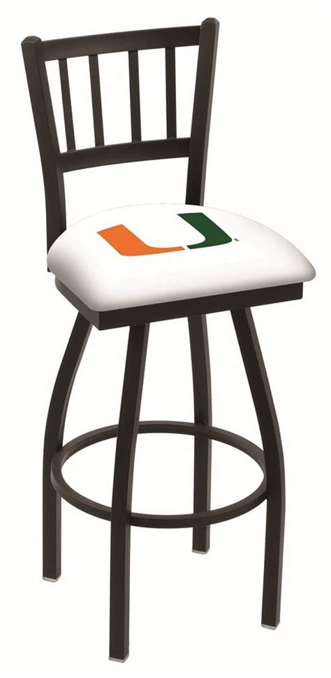 miami fl spectator chair w official college logo