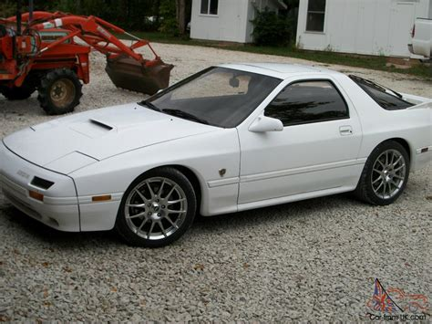 mazda rx7 1988 1988 mazda rx7 10th anniversary turbo