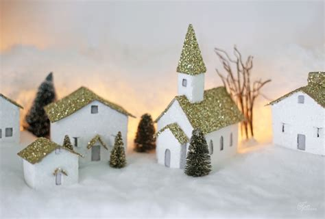 where to buy christmas village houses little village houses big holiday messes fynes designs fynes designs
