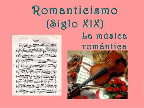 imagenes romanticismo musical musica en el romanticismo