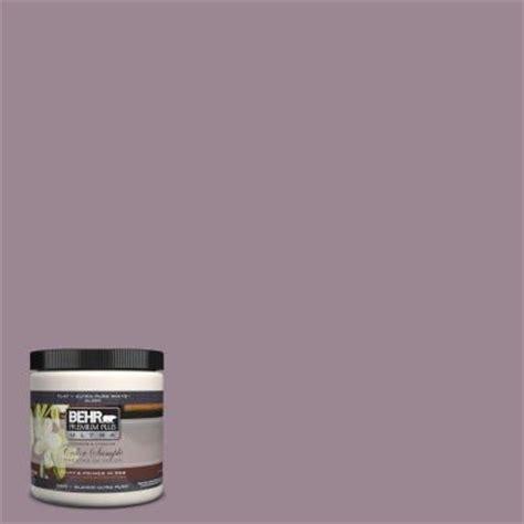 behr premium plus ultra 8 oz 690f 5 purple mauve interior exterior paint sle 690f 5u the