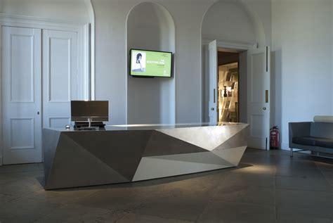 classy office reception desks design inspiration of office