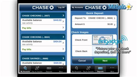 bank account app mobile app review