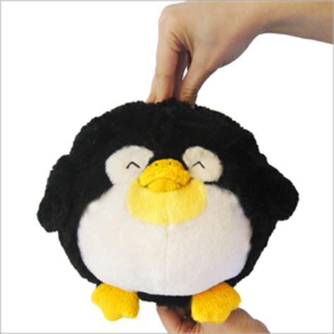 Miniso Mini Penguin mini squishable penguin an adorable fuzzy plush to