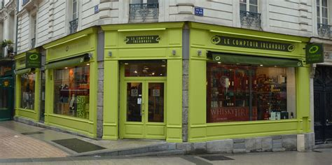 Comptoir Irlandais Nantes by Angers Le Comptoir Irlandais