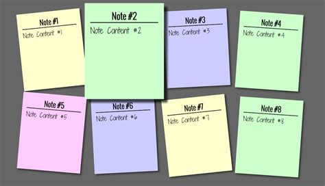 layout css sticky enabled add sticky note effect in your websites using html and css