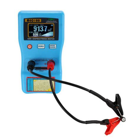 capacitor smd test digital auto ranging 0 470ohm capacitor esr meter smd test free shipping dealextreme