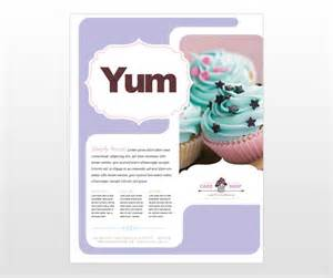 Free Bakery Flyer Templates by Document Moved