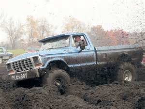 Ford Mud Trucks Ford Mud Truck I Think Yes Gettin In The South