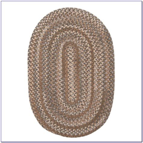 Oval Braided Rugs 5x8 by Primitive Oval Braided Rugs Rugs Home Design Ideas