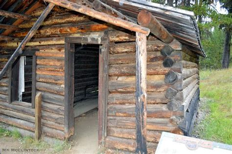 Honeymoon Cabins In Montana by Quot Honeymoon Quot Cabin At Garnet Ghost Town Montana Ghost