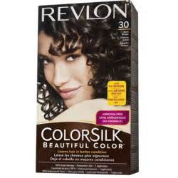 3n hair color revlon colorsilk haircolor 30 brown 3n ebay