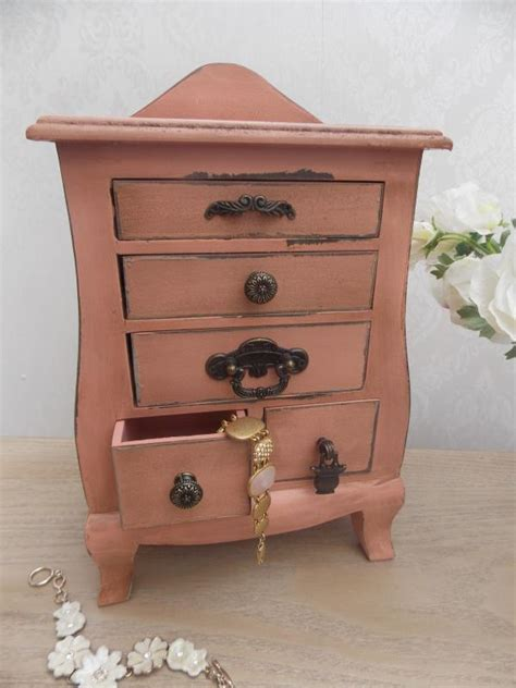 Chic Chest Of Drawers by Shabby Chic Mini Antiqued Chest Of Drawers Pink Small