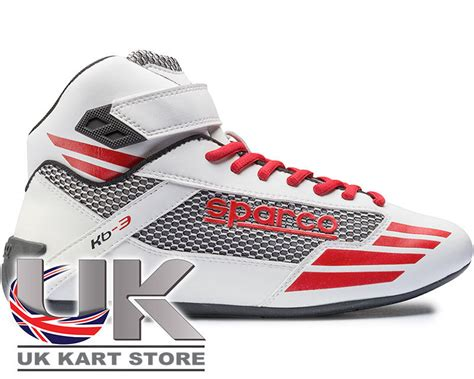 Window Net Sparco Racing new sparco mercury kb 3 racing boots uk kart store