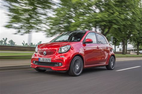 for car smart forfour brabus 2016 review by car magazine