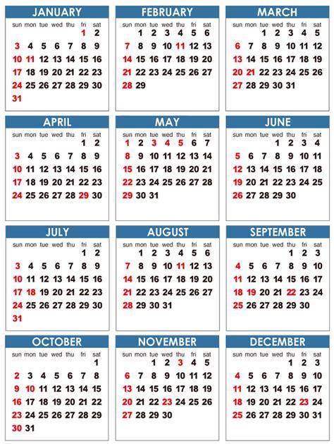 Calendar Of National Holidays National Calendar Calendar Template 2016