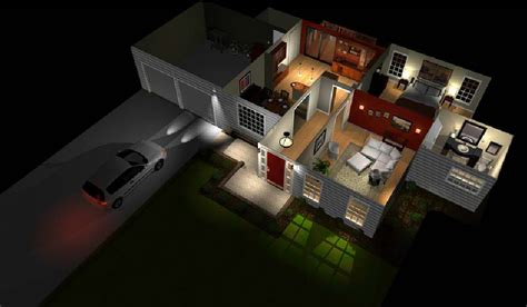 Total Home Interior Solutions by Smart Lighting Smarthouse Integration