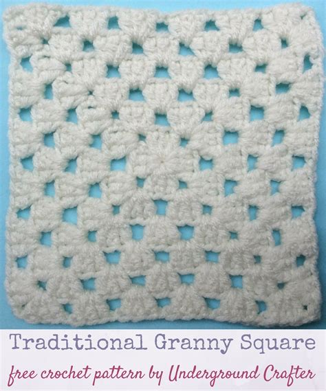 crochet pattern instructions questions crochet pattern traditional granny square underground