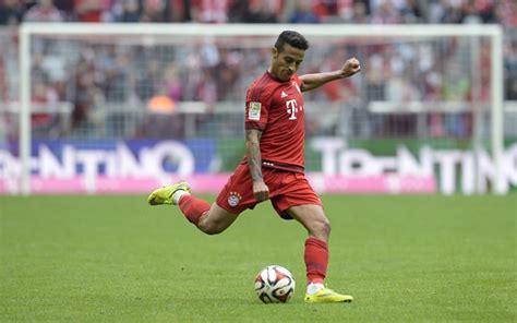 thiago alcntara pes 2016 stats thiago alcantara transfer news english premier league