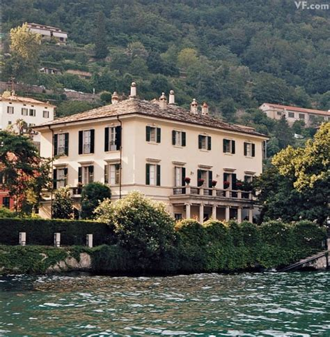 george clooney houses my head space vanity fair s lake como