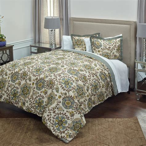 patterned bed skirts ruffled wrap around white full bedskirt 11577queen kingwh the home depot