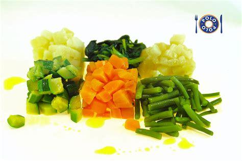cucinare verdura verdure