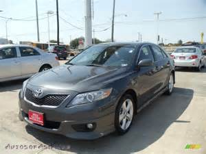 2010 Toyota Camry Se 2010 Toyota Camry Se In Magnetic Gray Metallic 013447