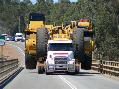 volvo moving  oversize load heavy haul   road truck transport big trucks trucks