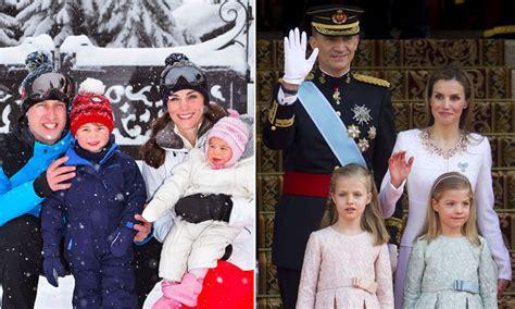 casas reales europa as 237 celebran navidad las casas reales de europa