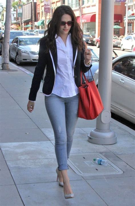 emmy rossum high emmy rossum in express high rise destroyed ankle jeans in