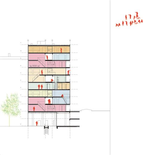 Big Vm Houses by Archshowcase Vm Houses In Copenhagen Denmark By Plot