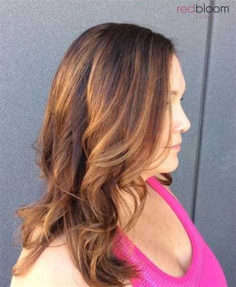 toffee hair color ideas 60 best brown hair with highlights ideas the trend spotter