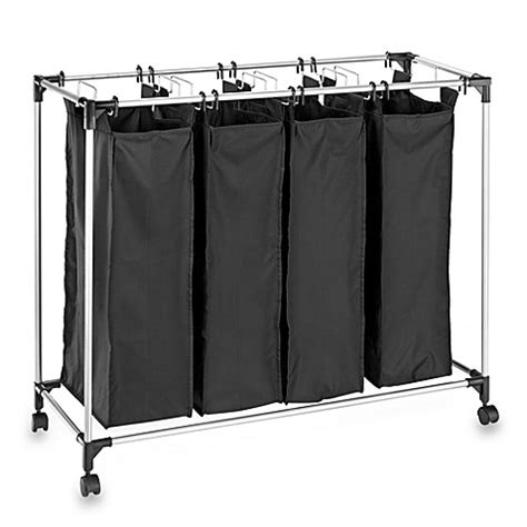 Studio 3b Quad Laundry Sorter Bed Bath Beyond Bed Bath And Beyond Laundry