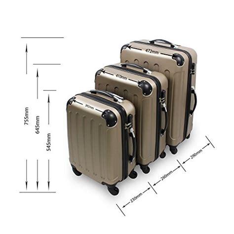 Tas Travel Trolley Hello 04 set de 3 maletas trolley maletas s 243 lidas con ruedas