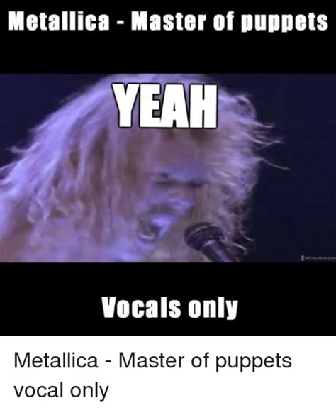 metallica memes 25 best memes about master of puppets master of puppets