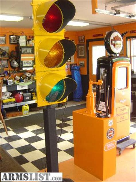 Stop Light For Sale by Armslist For Sale Trade Antique Gas Lubester