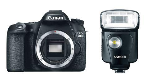 canon deals deal canon 70d w speedlite 320ex flash for 1 099